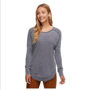 Stoic Waffle Knit Top - Women's size Large